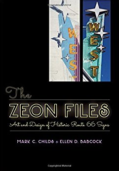 The Zeon Files front book cover