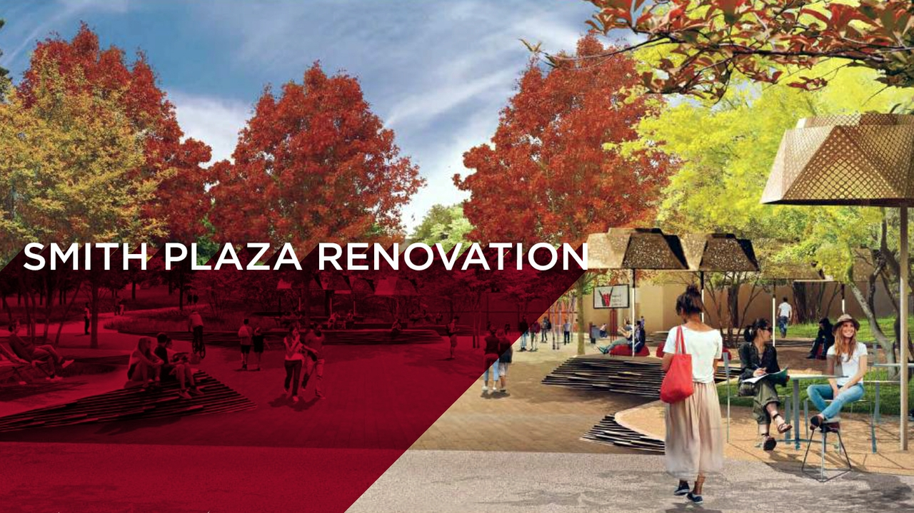 Smith Plaza Graphic
