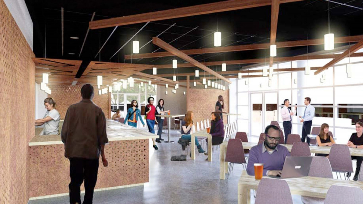 UNM Taproom Rendering